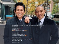 『SUITS スーツ』公式Twitter(@drama_suits)より