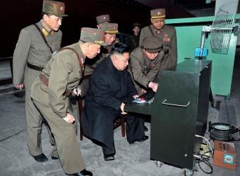 サイバー攻撃舞台の増強を図る北朝鮮