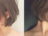 顔回りに『裏レイヤーカット』で隠し味♡秋の大人可愛いヘアスタイルの作り方!!
