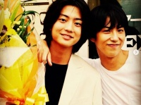 ※画像はドラマ『今日から俺は!!』のインスタグラム公式アカウント『kyoukaraoreha_ntv』より