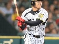 復活の鳥谷敬(阪神)が2000安打へ驀進中。1000四球も!!