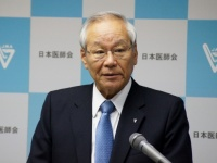 日本医師会の横倉義武会長(写真:東洋経済/アフロ)