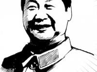 低俗な人格批判をする中共政府だが…  (C)孫向文/大洋図書