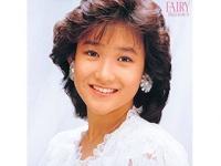 画像は岡田有希子の2nd アルバム「FAIRY」