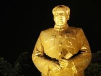 画像:毛沢東像