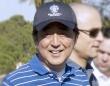 安倍晋三首相(写真:ZUMA Press/アフロ)