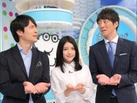 ※イメージ画像:日本テレビ系『ZIP!』公式Instagram(左から枡太一アナ、川島海荷、梅澤廉アナ)より