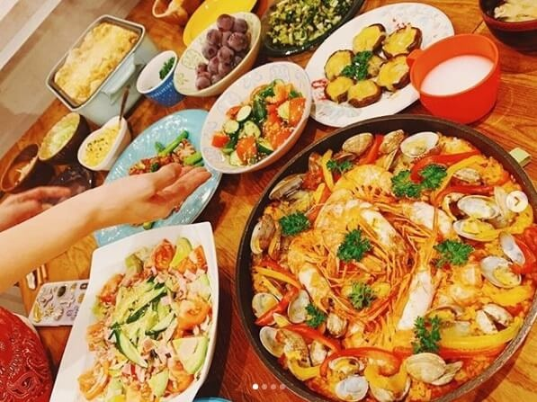 ホームパーティー 料理