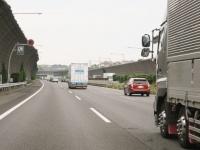 高速道路の様子(※今回、制限速度が引き上げられた道路ではありません)
