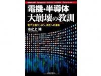 『「電機・半導体」大崩壊の教訓 』(湯之上隆/日本文芸社)