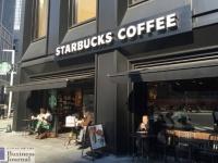 スターバックスコーヒー店舗(撮影=編集部)