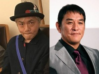 左:水道橋博士、右:ピエール瀧容疑者