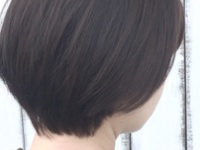 どんなヘアスタイルも旬に変える♪ ショートさんにもロングさんにも、アプリエカラーが見逃せない!