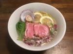 【ラーメン情報】あとは野となれ麺となれ vol.57『貝節麺 raik』