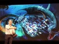 VRジェットコースター「Kraken VR」発表「Attractions Magazine」より