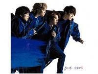 27日に発売したNEWSのニューシングル『BLUE』