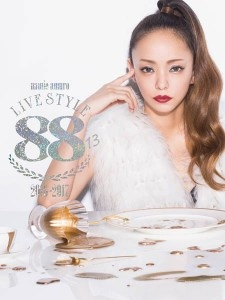 安室奈美恵『namie amuro LIVE STYLE 2016-2017』(Dimension Point)