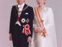 天皇皇后両陛下(宮内庁HPより)