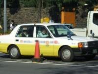 タクシー仕様のトヨタ・コンフォート(「Wikipedia」より)