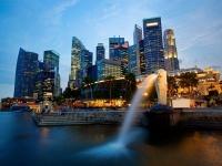 シンガポールのマーライオン公園(「Thinkstock」より)