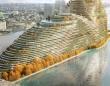 二酸化炭素を食べる超高層ビル構想。ニューヨークの温室効果ガス排出量規制を受け提案(アメリカ)