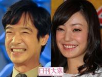 (左から)堺雅人、菅野美穂