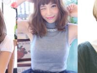 上半期人気ランキング☆2015年度春夏【オーダー数別】人気ヘアスタイルBEST5