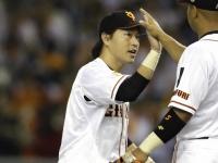 読売ジャイアンツの長野久義選手(写真:AP/アフロ)