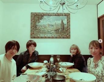 ※画像はSaoriのインスタグラムアカウント『@saori_fujisaki』より