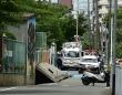 大阪で震度6弱の地震(写真:日刊スポーツ/アフロ)