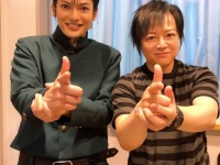 ※画像は崎山つばさのツイッターアカウント『@sakiyama_staff』より