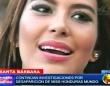 マリア・アルバラードさんの誘拐を伝える地元ニュース