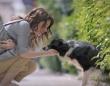 ハッピーエンドかもしれないがほんのり切ない。女性と犬が偶然出会うことから始まるホロリ系CM(ギリシャ)