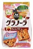東ハト オールレーズングラノーラ チョコ&ベリー味 12枚(2枚パック×6袋)×12袋