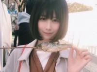 有村藍里のインスタグラム(@arimuraairi)より