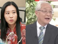 テレビ朝日『朝まで生テレビ』に出演した三浦瑠麗氏と同『モーニングショー』に出演した田崎史郎氏