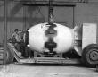 初公開写真で明らかとなった広島と長崎への原子爆弾投下準備の様子と原爆投下後のカラー化映像