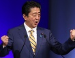 安倍首相(写真:つのだよしお/アフロ)