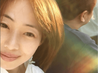 インスタグラム:井上和香(@inoue_waka)より