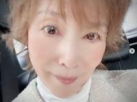 インスタグラム:小柳ルミ子(@ rumiko_koyanagi)より