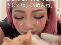 ※画像は木村花のインスタグラムアカウント『@hanadayo0903』より