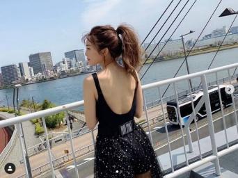 ※画像は宇野実彩子(AAA)のインスタグラムアカウント『@misako_uno_aaa』より