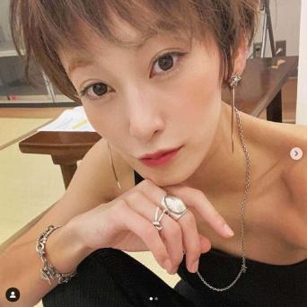インスタグラム:西山茉希(@maki.nshiyama50)より