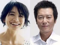 左:小島聖(フライングボックスオフィシャルサイトより) 右:豊川悦司アルファエージェンシーオフィシャルサイトより)