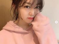 ※画像は峯岸みなみ(AKB48)のインスタグラムアカウント『@minegishi_31chan』より