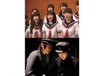 上『桜ノ雨』:下:『ライチ☆光クラブ』