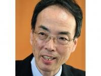 森信親金融庁長官(毎日新聞社/アフロ)