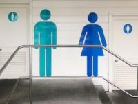 アメリカではトランスジェンダーをめぐる「トイレ論争」が……(depositphotos.com)