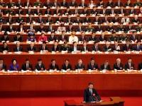 2017年中国共産党大会が開幕(ロイター/アフロ)