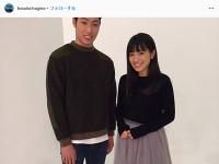 萩野公介選手のインスタグラム(@kosuke.hagino)より